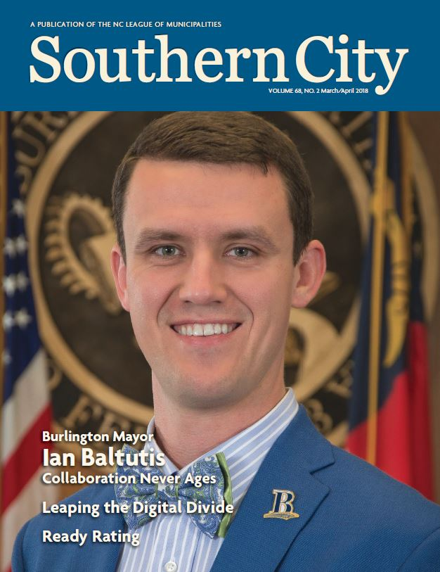 September/October Southern City Cover